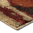 Product Image of Beige, Ivory, Blue, Green (1683) Contemporary / Modern Area Rug