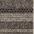 Product Image of Black, Ivory (1686) Southwestern / Lodge Area Rug