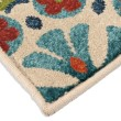 Product Image of White (2302) Moroccan Area Rug