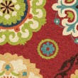 Product Image of Brick Red (2303) Moroccan Area Rug