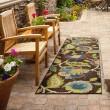 Product Image of Brown (2314) Outdoor / Indoor Area Rug