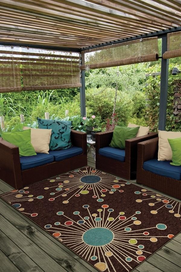 orian rugs veranda retro rugs rugs direct. Black Bedroom Furniture Sets. Home Design Ideas