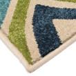 Product Image of Green, Dark Blue, Ivory (2348) Outdoor / Indoor Area Rug