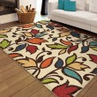 Product Image of Red, Green, Orange, Gold (2342) Outdoor / Indoor Area Rug