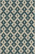 Product Image of Outdoor / Indoor Blue (2365) Area Rug