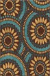Product Image of Outdoor / Indoor Blue (2322) Area Rug