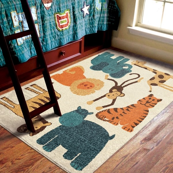 Orian Rugs Kids Court Safari Rugs Rugs Direct