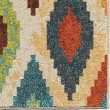 Product Image of Blue, Brown, Red, Ivory (2821) Bohemian Area Rug