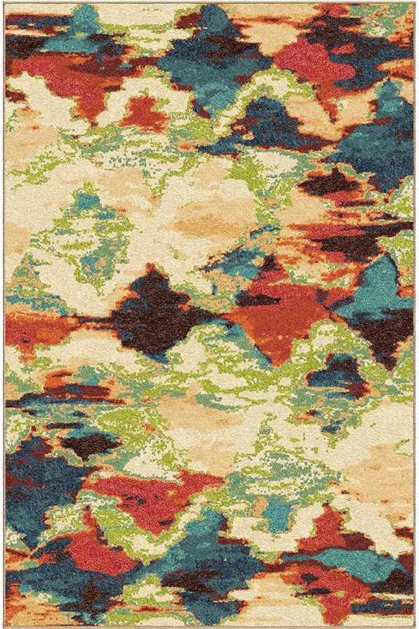 Orian Rugs Spoleto Diamond Patches Rugs Rugs Direct