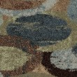 Product Image of Blue, Brown, Green, Beige (3611) Shag Area Rug