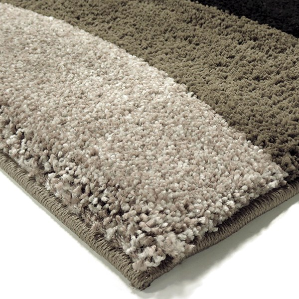 Charcoal, Silver (3623) Contemporary / Modern Area Rug