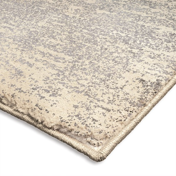 Gray, Ivory (3415) Transitional Area Rug