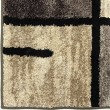 Product Image of Black, Grey Beige (4301) Contemporary / Modern Area Rug