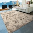 Product Image of Gray, Silver, Beige (4311) Traditional / Oriental Area Rug