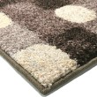 Product Image of Black, Silver, Ivory (4312) Contemporary / Modern Area Rug