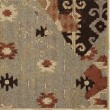 Product Image of Brown, Red, Burnt Orange (4320) Transitional Area Rug