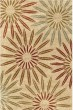 Product Image of Floral / Botanical Tan, Brown, Red, Green (4306) Area Rug