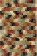Product Image of Red, Orange, Brown, Green (4317) Contemporary / Modern Area Rug