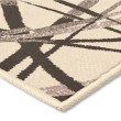 Product Image of Ivory, Grey, Black (4200) Contemporary / Modern Area Rug