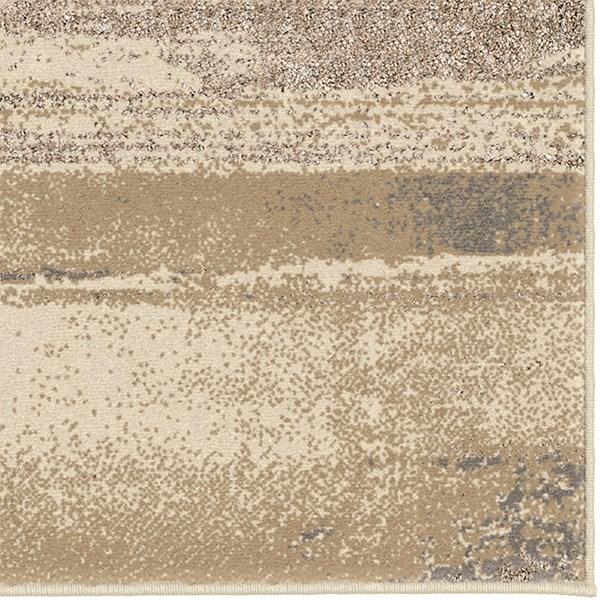 Beige, Ivory, Grey (4207) Transitional Area Rug