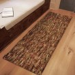 Product Image of Red (4423) Shag Area Rug