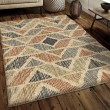 Product Image of Beige (4404) Moroccan Area Rug