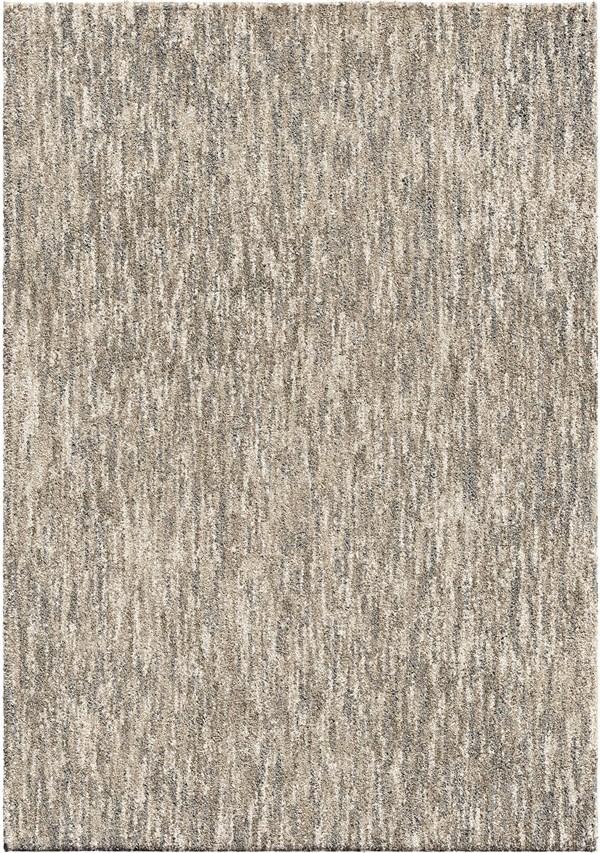 Taupe, Grey (4431) Shag Area Rug