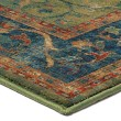 Product Image of Green (4520) Traditional / Oriental Area Rug