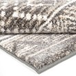 Product Image of Grey, Ivory, White (8228) Moroccan Area Rug