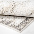 Product Image of Grey, White, Silver, beige (8230) Abstract Area Rug