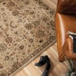 Product Image of Ivory, Beige (8206) Traditional / Oriental Area Rug