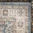 Product Image of Indigo, Blue, Ivory, Rust (8222) Vintage / Overdyed Area Rug