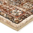 Product Image of Ivory, Beige, Red (8221) Vintage / Overdyed Area Rug