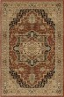 Product Image of Traditional / Oriental Rouge Rust, Brown, Blue, Beige (8205) Area Rug