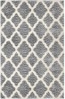 Product Image of Shag Grey, White (8306) Area Rug