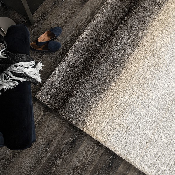 Ivory, Grey (7001) Abstract Area Rug