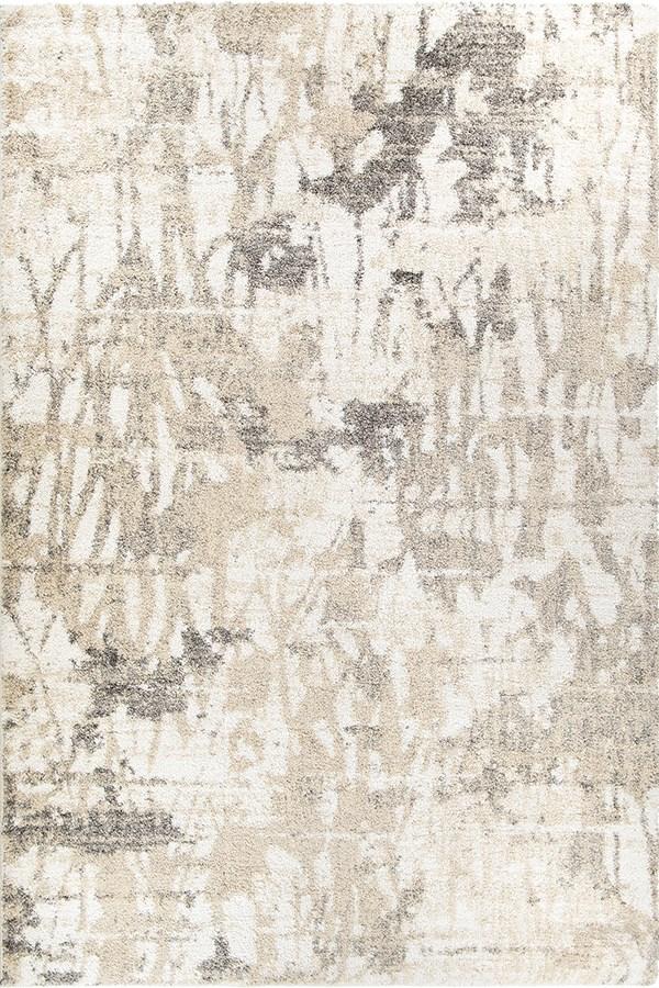 Ivory, Beige (7000) Novelty / Seasonal / Sports Area Rug