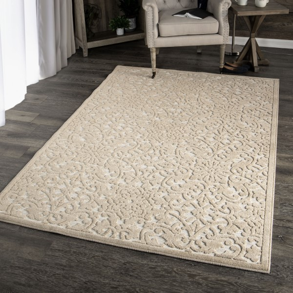 Driftwood Traditional / Oriental Area Rug