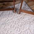 Product Image of Natural Damask Area Rug