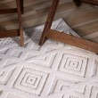Product Image of Natural Geometric Area Rug