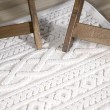 Product Image of Natural Striped Area Rug