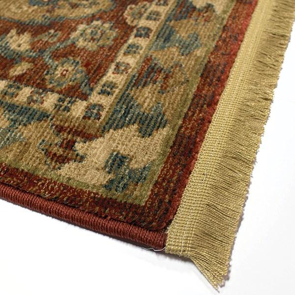 Claret (4801) Traditional / Oriental Area Rug