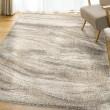 Product Image of Ivory Shag Area Rug