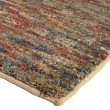 Product Image of Beige, Blue, Red Shag Area Rug