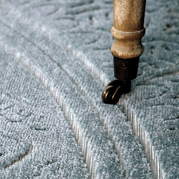 Harbor Blue Outdoor / Indoor Area Rug