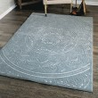 Product Image of Harbor Blue Outdoor / Indoor Area Rug