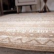 Product Image of Beige Outdoor / Indoor Area Rug