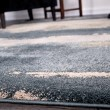 Product Image of Soft Blue Shag Area Rug