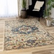 Product Image of Tan, Red, Blue (4509) Bohemian Area Rug