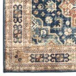 Product Image of Brown, Blue, Orange Traditional / Oriental Area Rug
